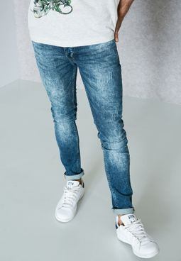 Raven Straight Fit Jeans
