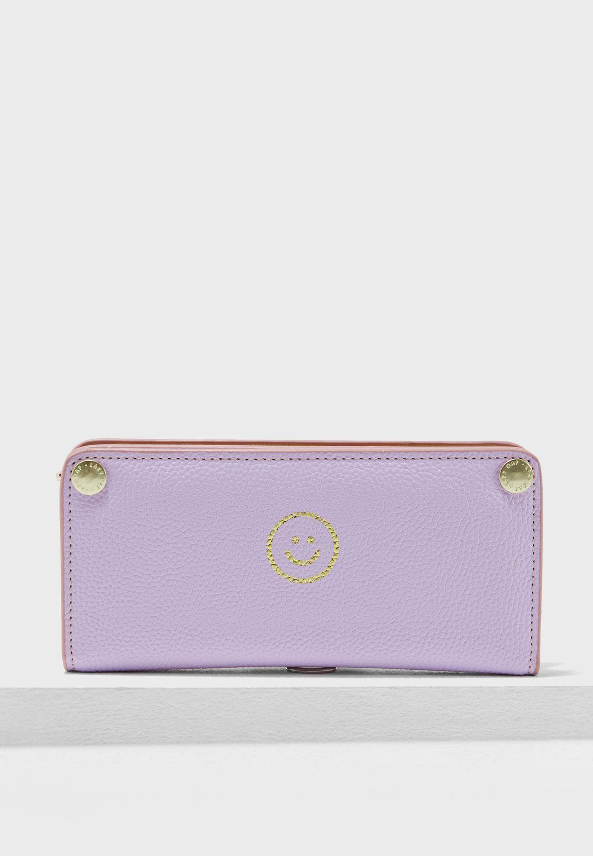 محفظة صغيرة بسحاب