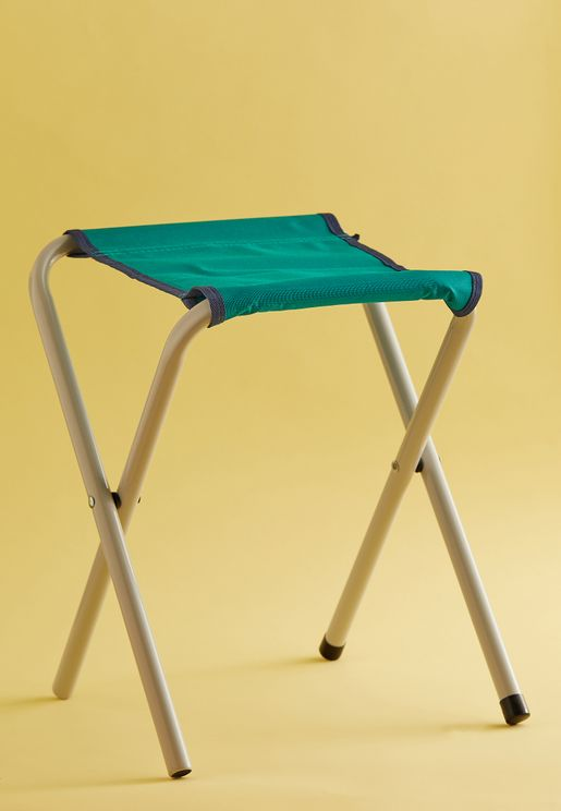Retro Portable Folding Stool
