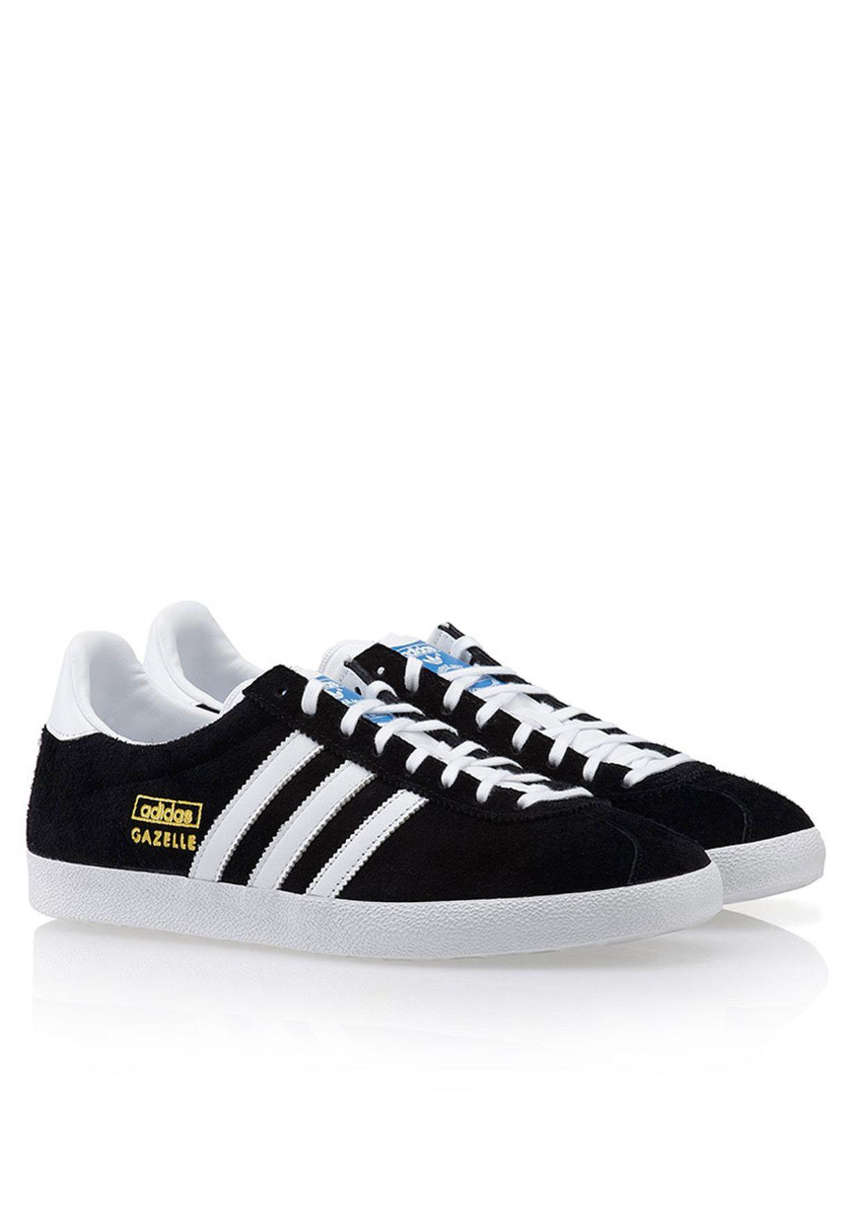 arrebatar guirnalda Hermano  Buy adidas Originals black Gazelle OG for Men in Muscat, other cities |  G13265