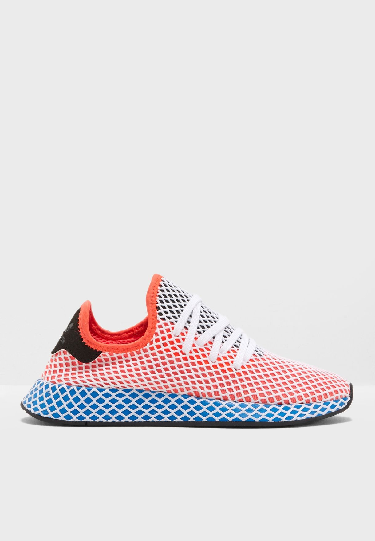 393eebc81014f Shop adidas Originals orange Deerupt Runner AC8466 for Women in UAE -  AD478SH26EWB