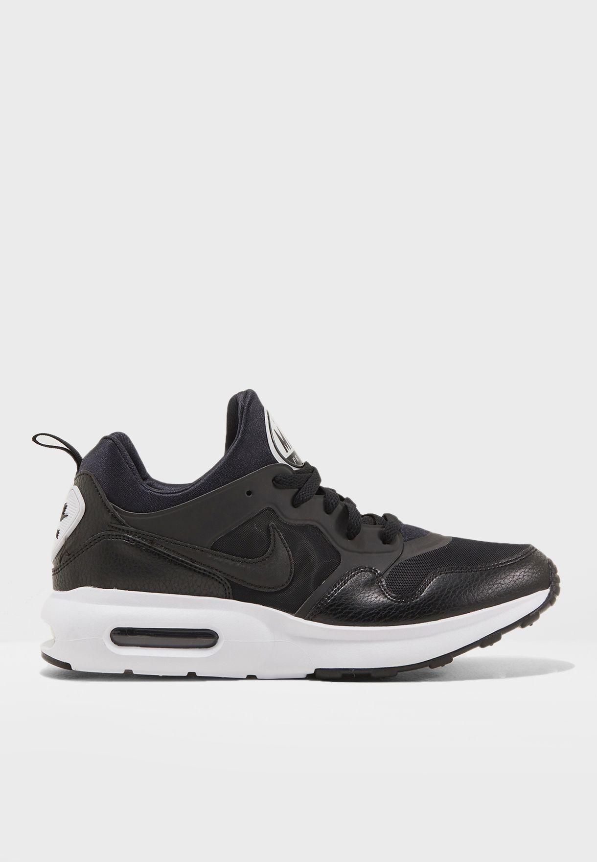 promo code 313ca b1e86 Shop Nike black Air Max Prime 876068-001 for Men in UAE - NI727SH26QXP