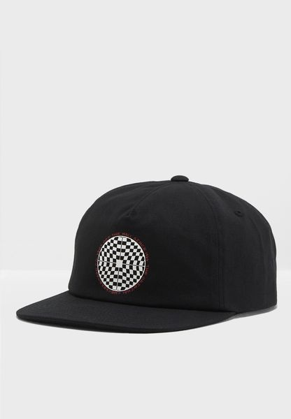 Checkered Shallow Unstructured Snapback