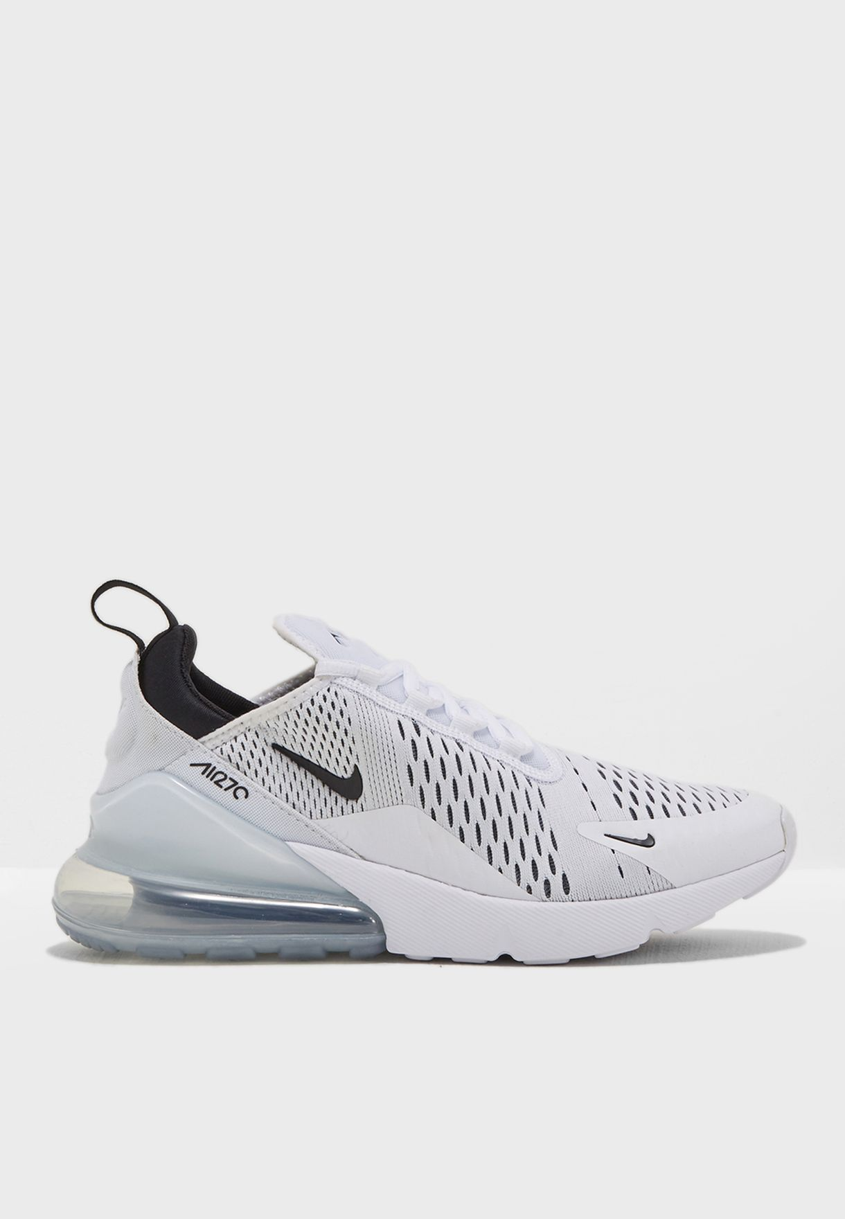 quality design 5c30f c4c3f Shop Nike white Air Max 270 AH6789-100 for Women in UAE - NI727SH26XLT