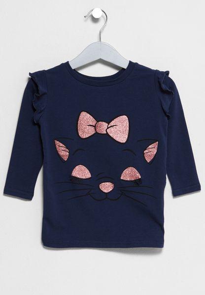 Little Tetmus Printed T-Shirt