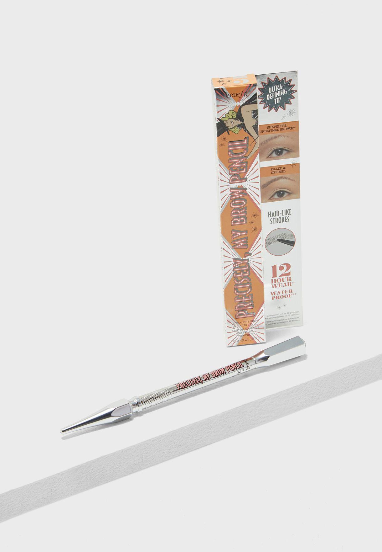 قلم حواجب بريسايسلي ماي برو - ورم بلاك براون