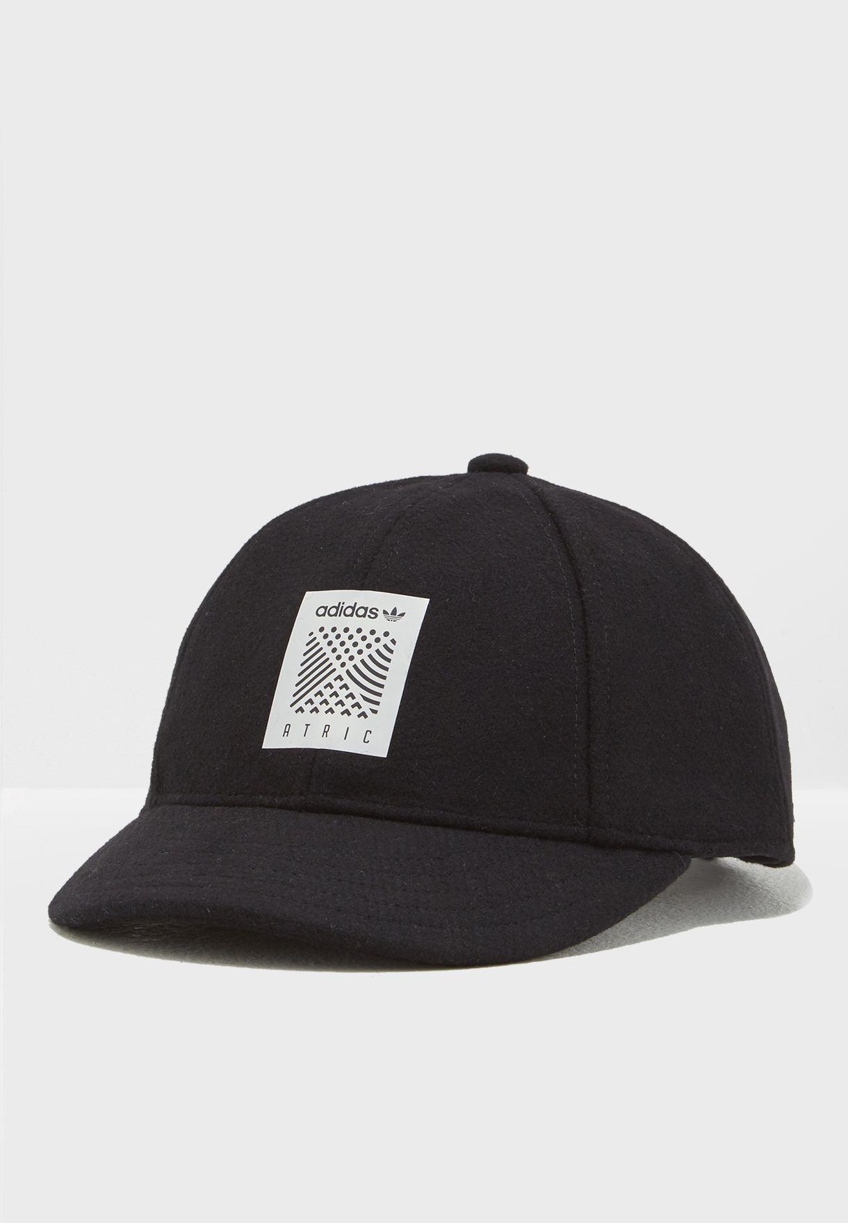 09ad861a9f5 Shop adidas Originals black Atric Cap DH3301 for Men in UAE ...