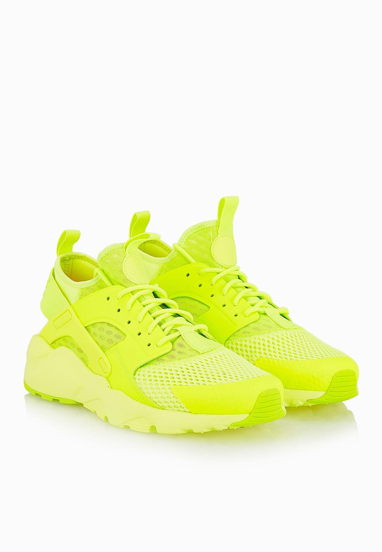 e34333c141ae Shop Nike green Air Huarache Run Ultra BR 833147-700 for Men in UAE ...