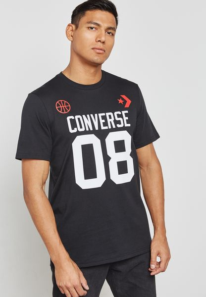 Basketball Theme T-Shirt