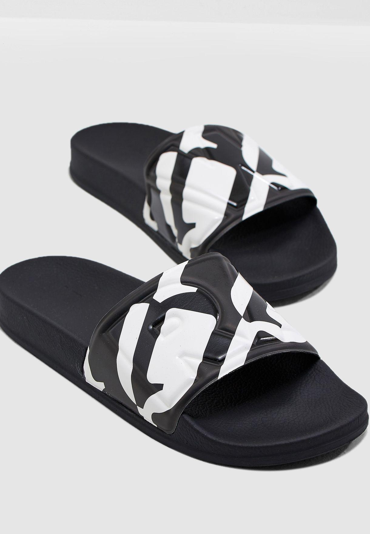 405af3494e5 Shop G Star Raw black Cart Slide Casual Sandals D10471 A486 5948 for ...