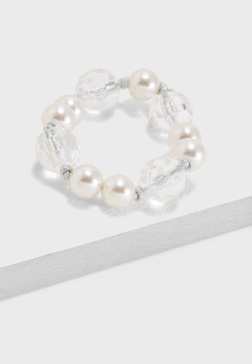 Kids Pearl Bracelet