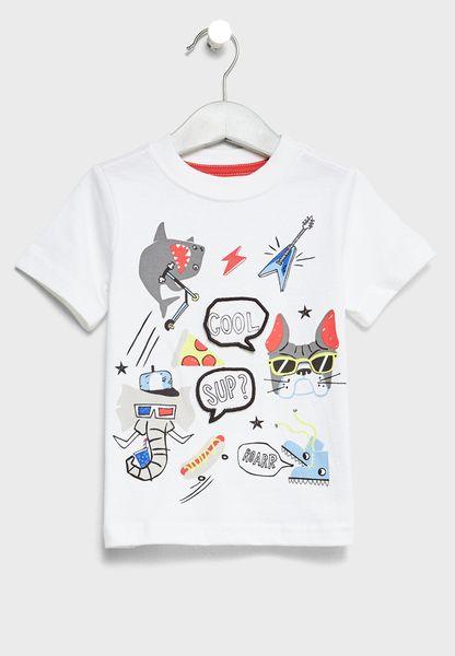 Infant Text Pals T-Shirt