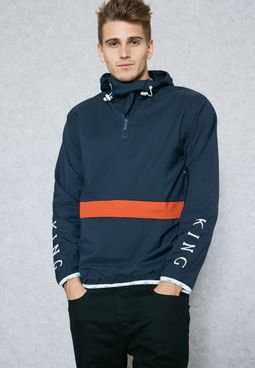 Staple Windbreaker Jacket