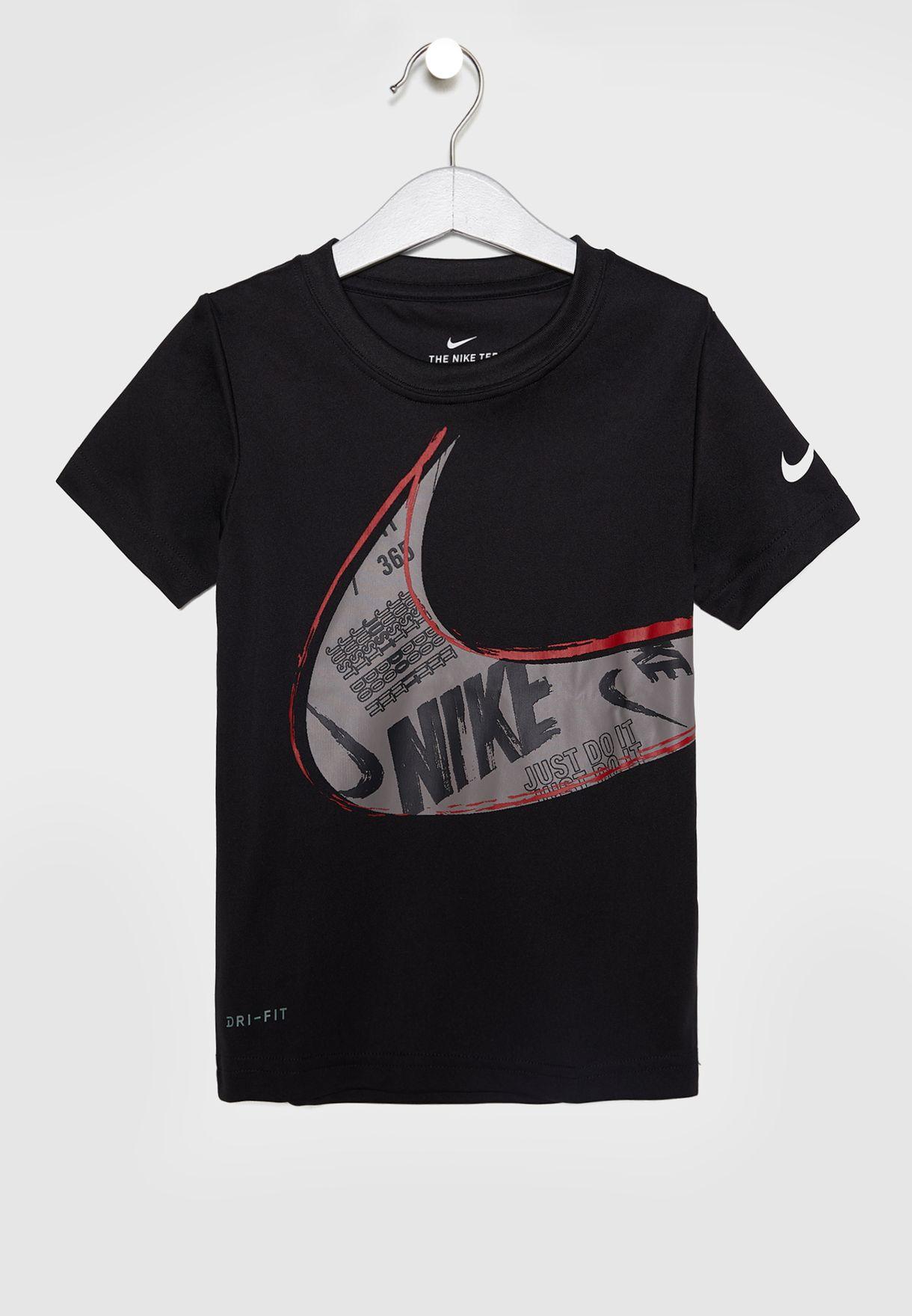 Kids Dri-FIT Muddy Swoosh T-Shirt