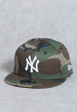 9Fifty New York Yankees Logo Cap