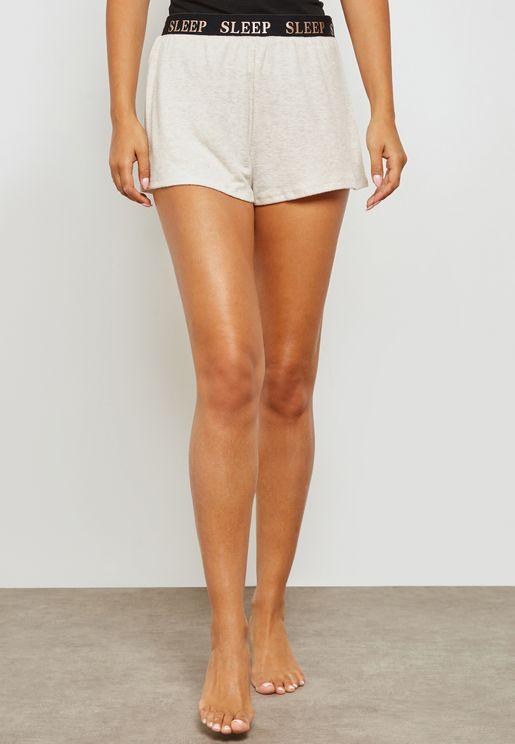 Waistband Shorts