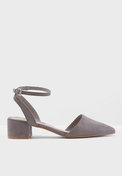Emelia Ankle Strap Pump