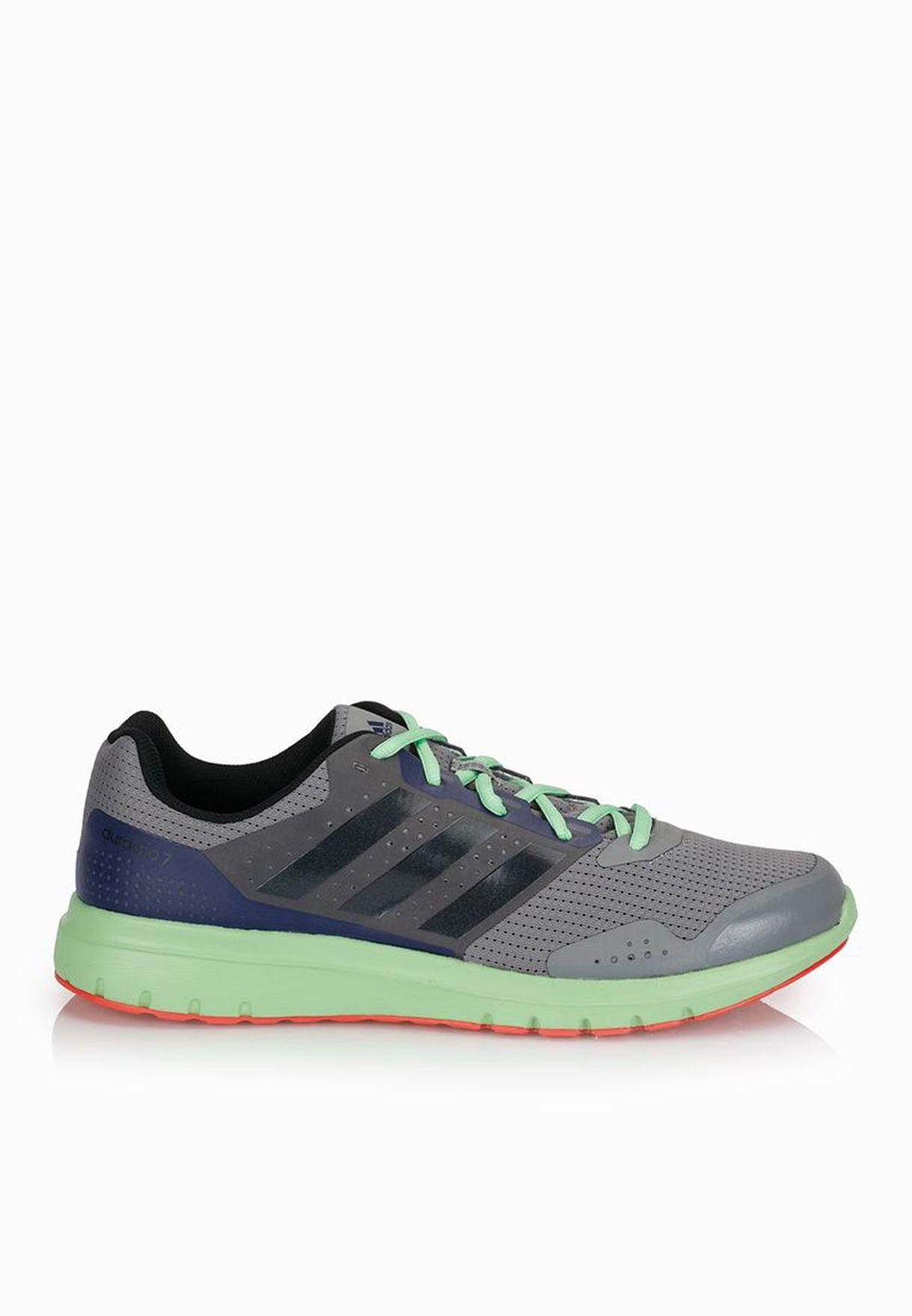 new product 7dd55 d1c7d Shop adidas grey Duramo 7 M B33555 for Men in UAE - AD476SH2