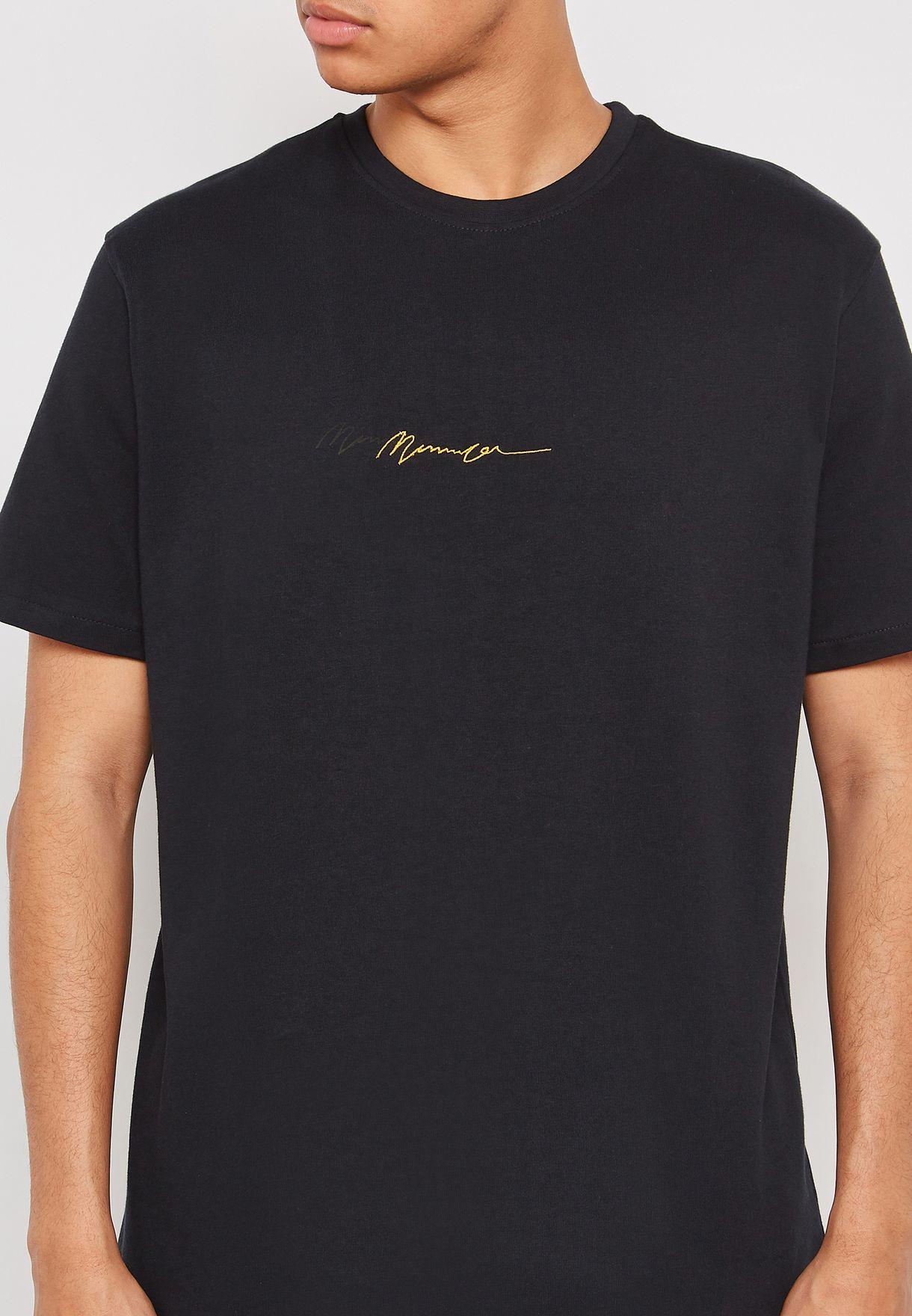 Logo print T- Shirt