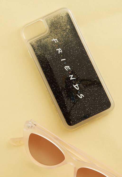 Friends Logo Universal iPhone Case - 6 & 7