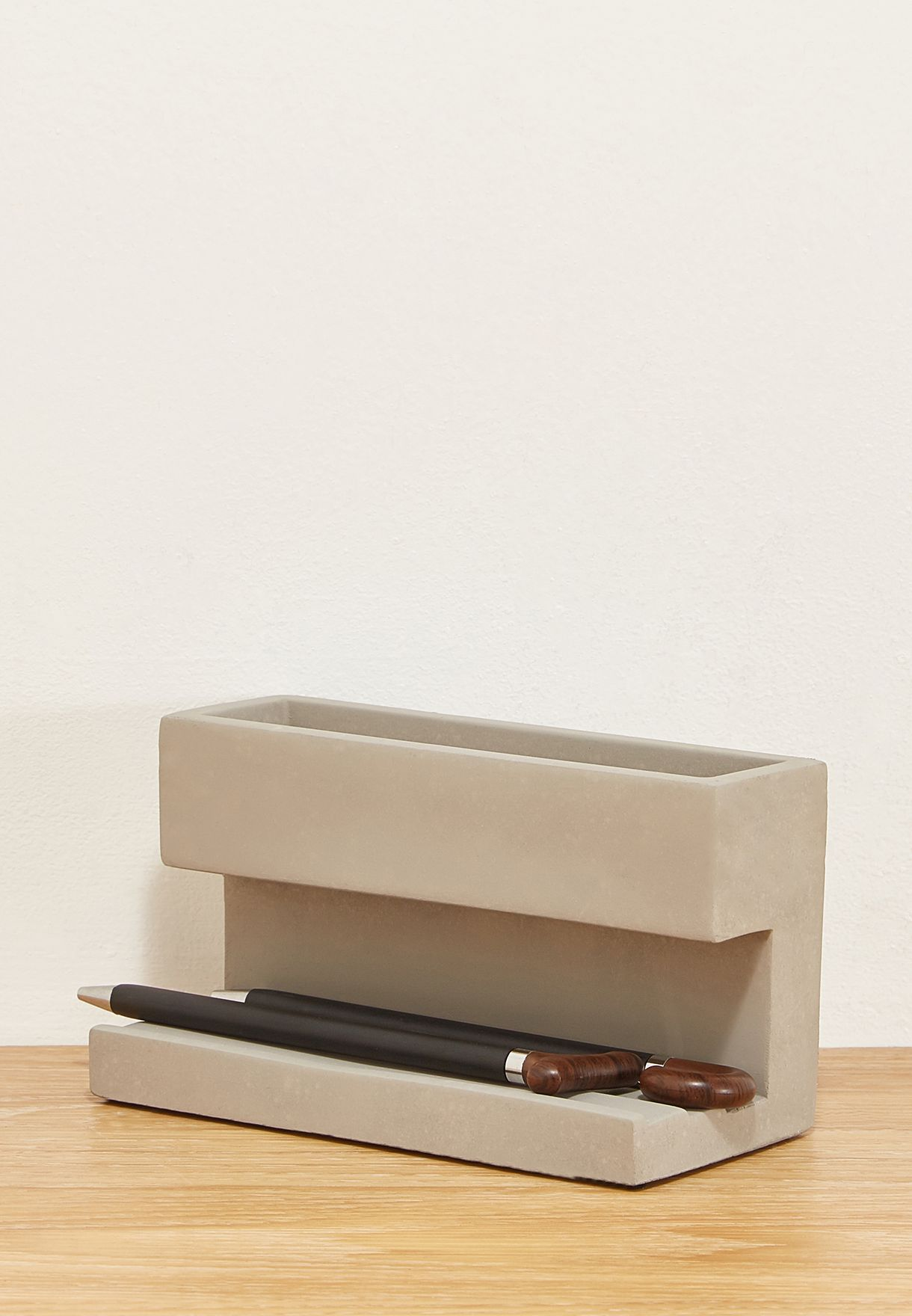 Large Planter And Pen Holder