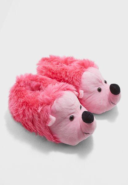 Hannah Hedgehog 3D Slip On