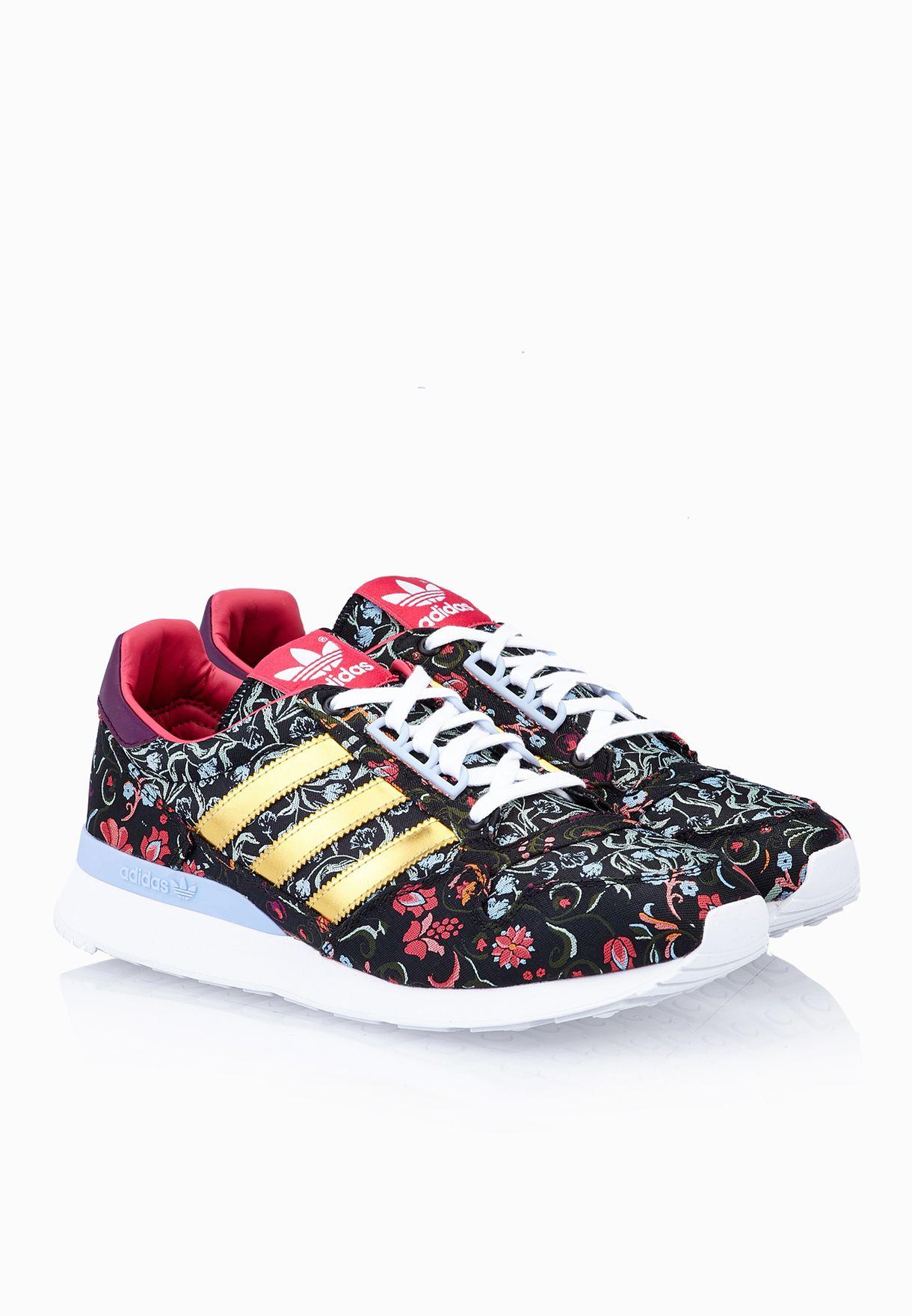b1890c16a461e Shop adidas Originals multicolor ZX 500 OG Sneakers S77319 for Women ...