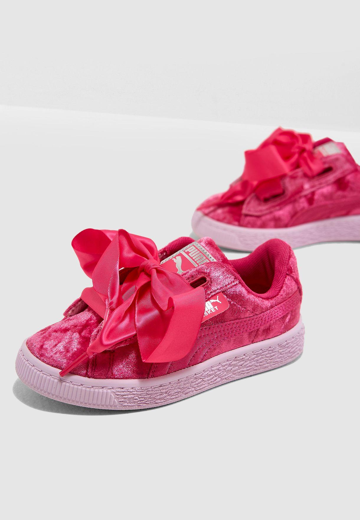 حذاء باسكت هارت فيلوور للاطفال