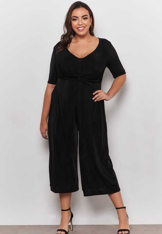 Plus Size Jumpsuits And Playsuits For Women Plus Size Jumpsuits