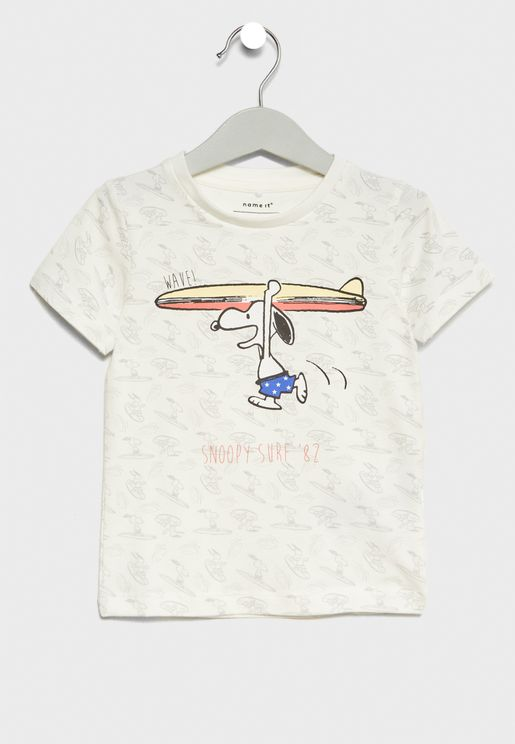 Infant Snoopy T-Shirt