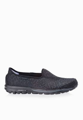 Skechers Go Walk  Tabby Comfort Shoes