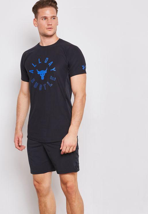 Project Rock Vanish T-Shirt