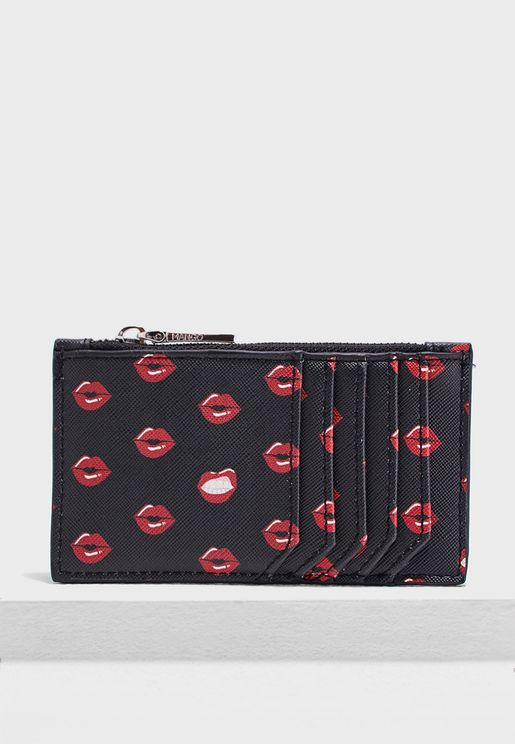 Besos Card Holder