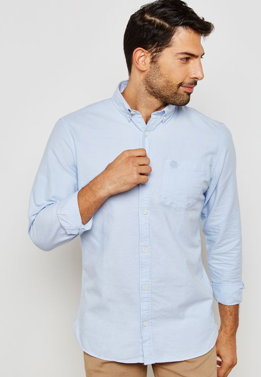 Oxford Basic  Shirt