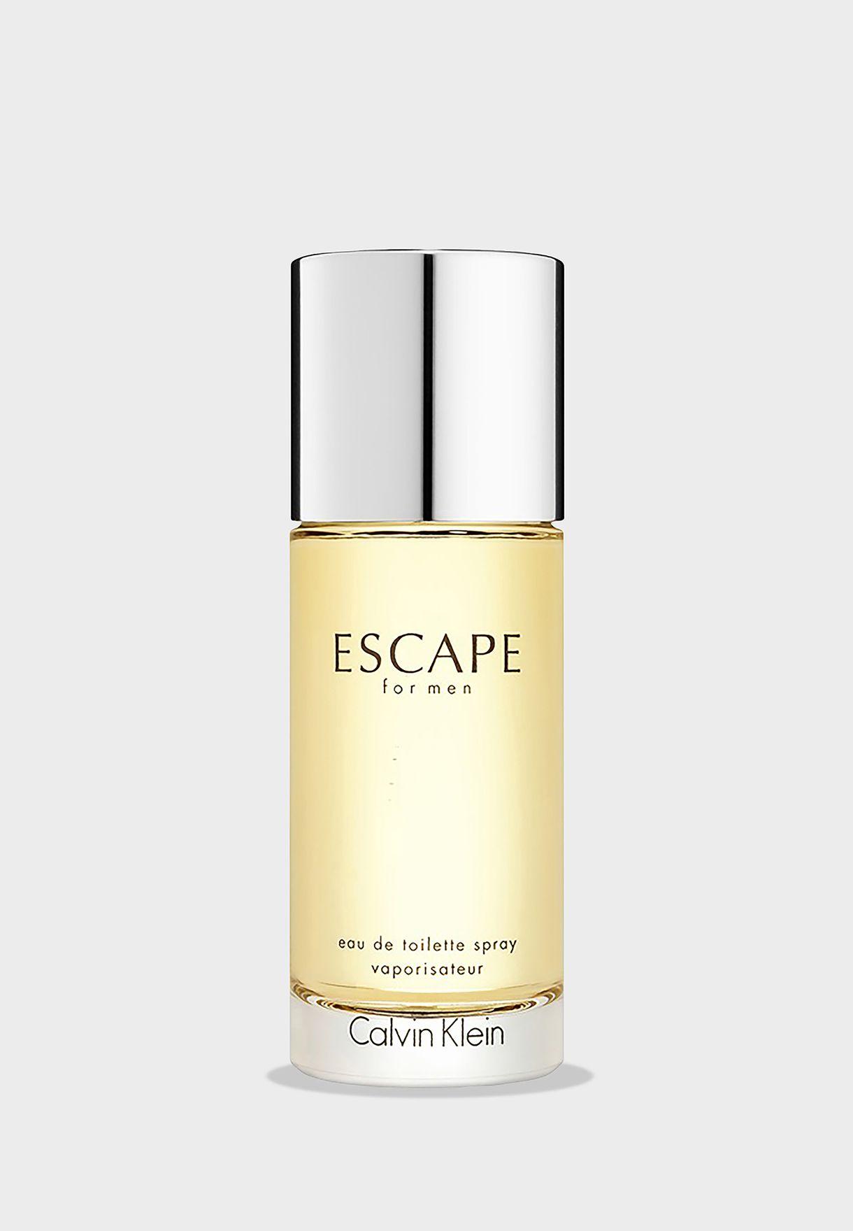 Escape For Men - 100Ml Edt