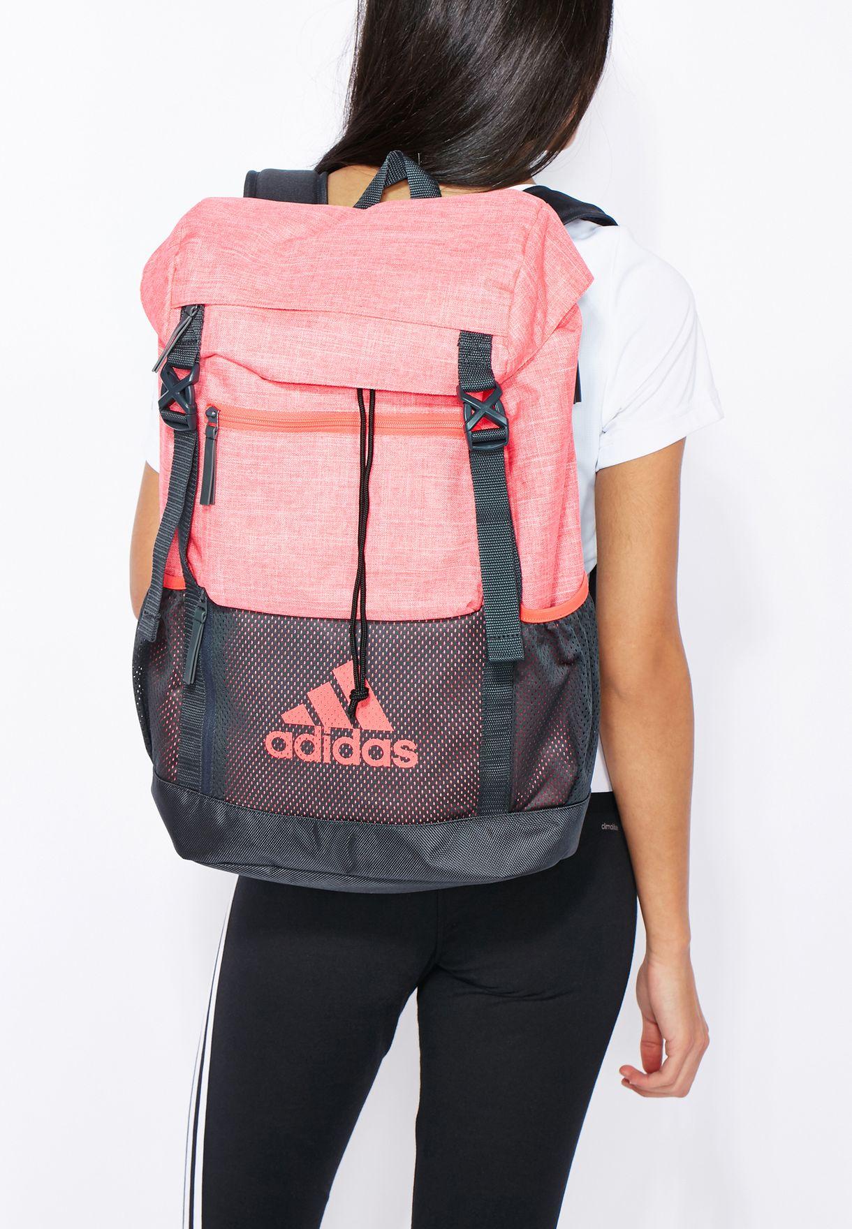 70312ff617e63 Shop adidas pink NGA 2.0 Backpack AJ9500 for Women in UAE - AD476AC16EPF