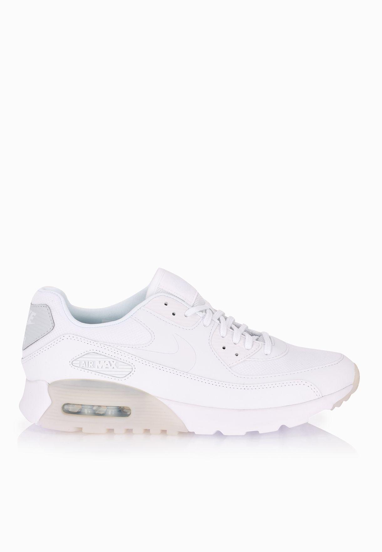 best authentic 6cb45 61b62 Shop Nike white Air Max 90 Ultra Essential 724981-102 for Women in UAE -  NI727SH16WZB