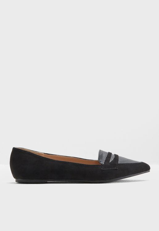 Laisley Boucle Loafer