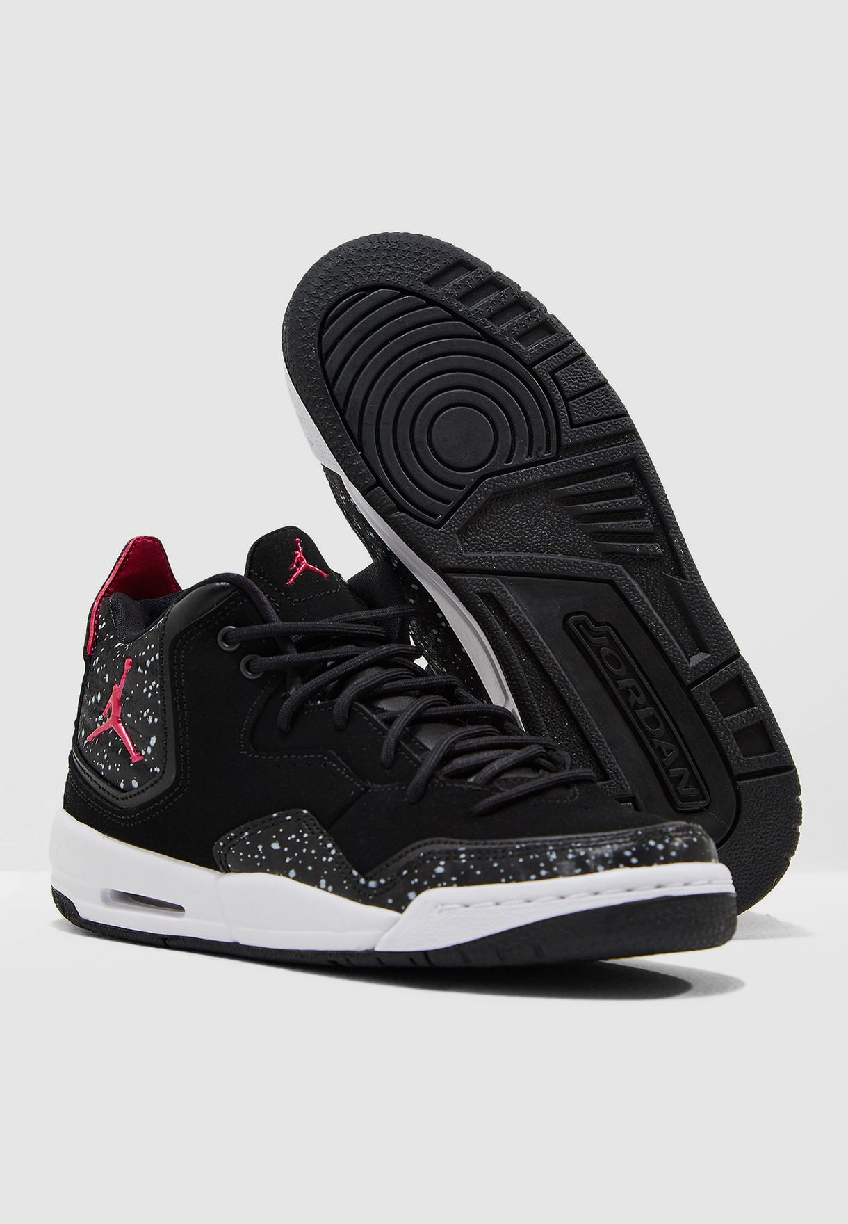 9b900daed29 Shop Nike black Youth Jordan Courtside 23 AR1001-016 for Kids in ...