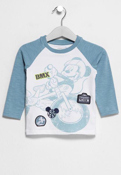 Little Valexander Embroidery Sweatshirt