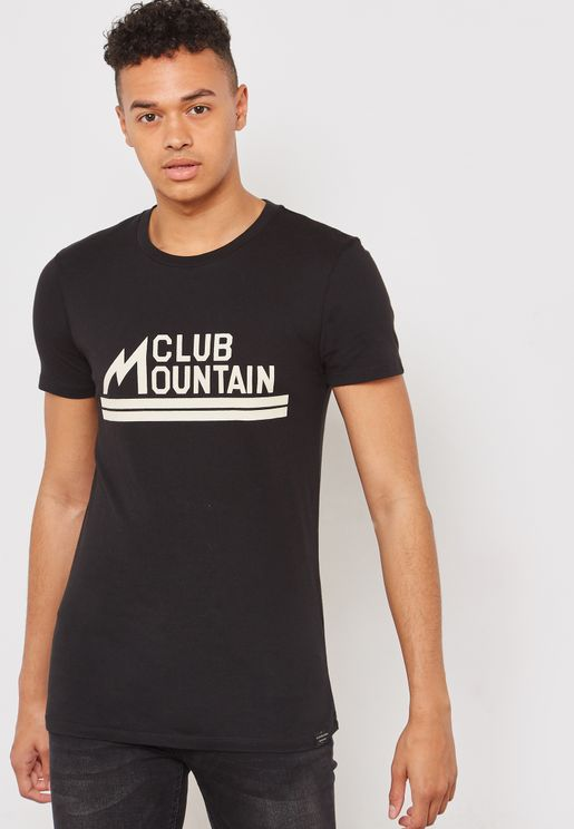 Club Mountain T-Shirt