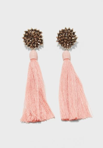 Natasha Tassel Earrings