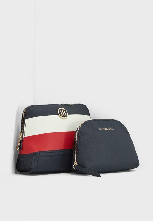 Honey 2In1  Cosmetic Bag