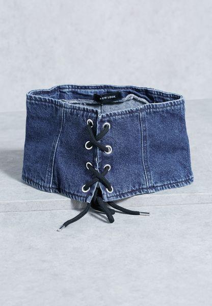 حزام جينز