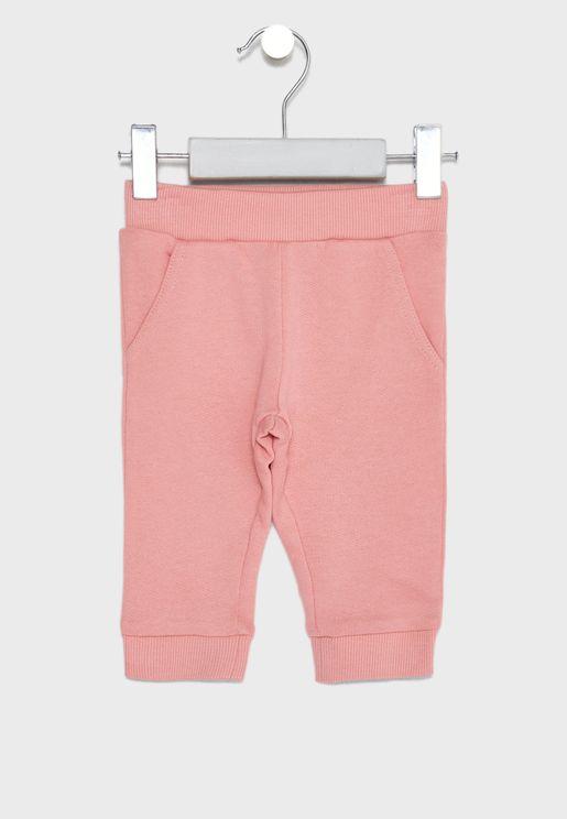 Infant Cuffed Sweatpants