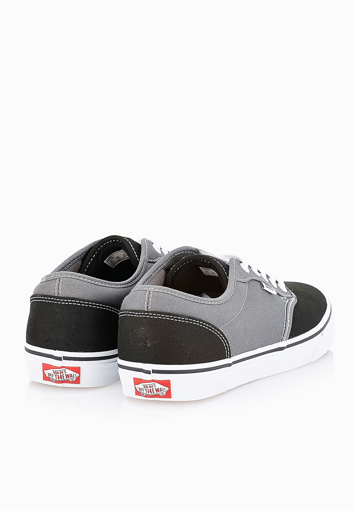 a9a3d8f9686c Shop Vans grey Atwood 2 Tone Sneakers VAFT-15G5EV for Men in UAE ...