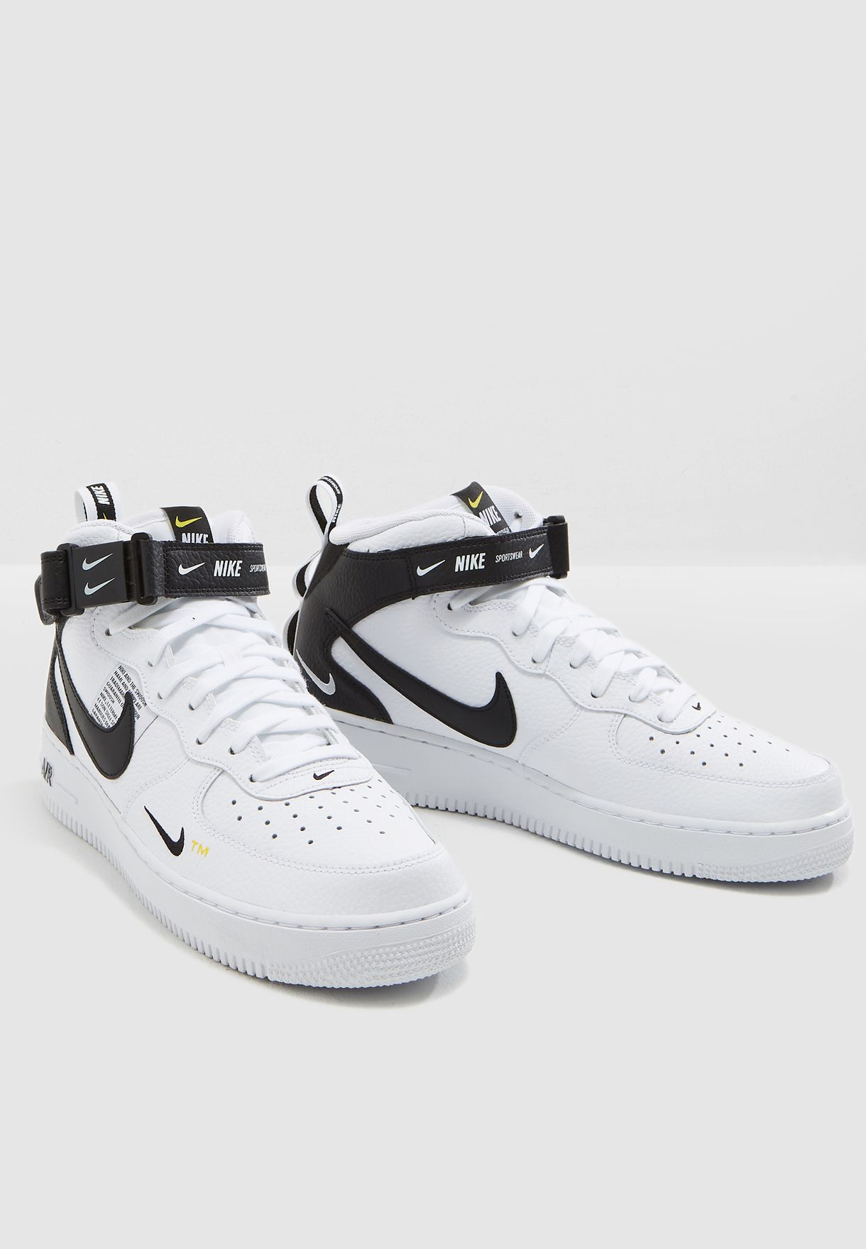 new arrival 06fe4 1f13a Air Force 1 Mid  07 LV8