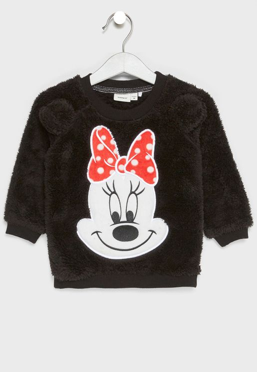 Infant Minnie Sweatshirt