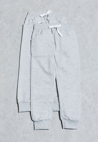 Kids 2 Pack Sweatpants