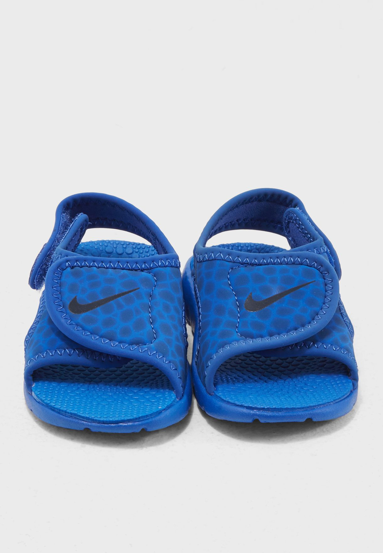25ca7c07ae1e Shop Nike prints Sunray Adjust 4 Infant 386519-414 for Kids in Saudi ...